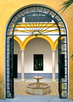 Palace of Alcazar, Sevilla
